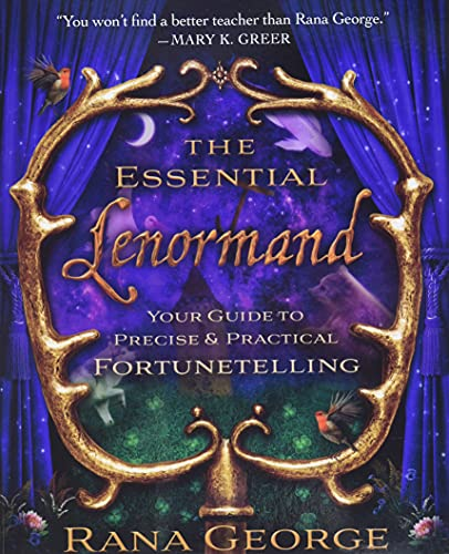 9780738736624: The Essential Lenormand: Your Guide to Precise and Practical Fortunetelling