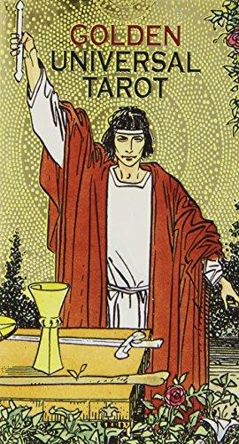 9780738737423: Golden Universal Tarot