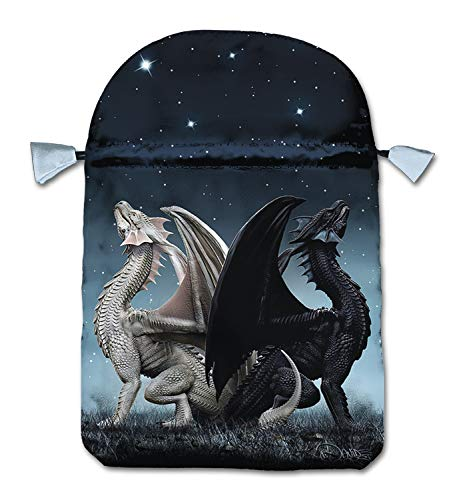 9780738737461: Draconis Satin Bag