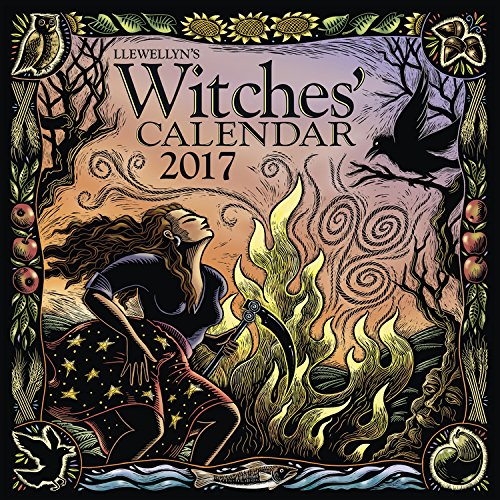 9780738737652: Llewellyn's 2017 Witches' Calendar
