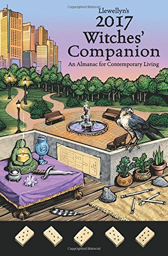 Llewellyn's 2017 Witches' Companion: An Almanac for: Sparrow, Cassius; Marquis,