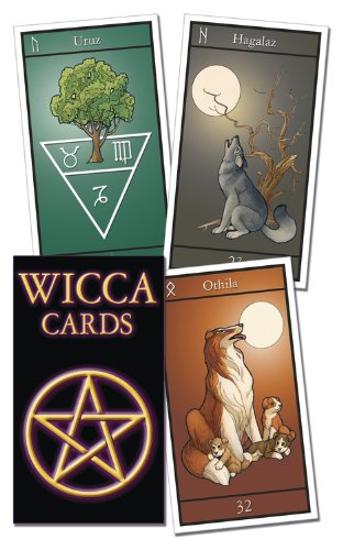 9780738737911: Wicca Cards