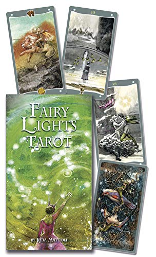 9780738738796: The Fairy Lights Tarot Deck