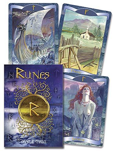 9780738738819: Runes Oracle Cards