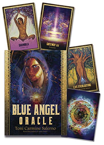 9780738738987: The Blue Angel Oracle