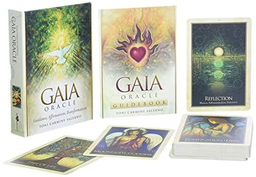 The Gaia Oracle: Toni Carmine Salerno