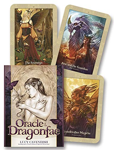 9780738739007: Oracle of the Dragonfae