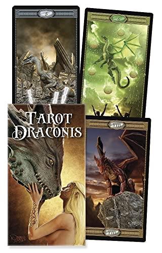 9780738739427: Draconis Tarot Deck