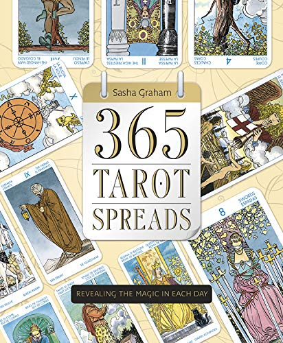 9780738740386: 365 Tarot Spreads: Revealing the Magic in Each Day