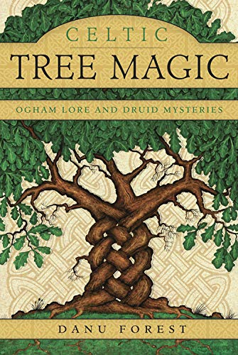 9780738741017: Celtic Tree Magic: Ogham Lore and Druid Mysteries