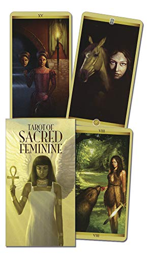 Tarot of the Sacred Feminine: Floreana Nativo