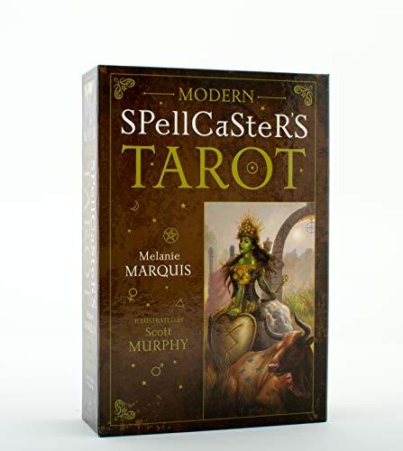 9780738741666: Modern Spellcaster's Tarot