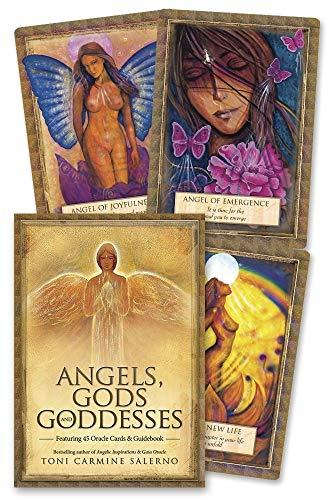 9780738742397: Angels, Gods, Goddesses