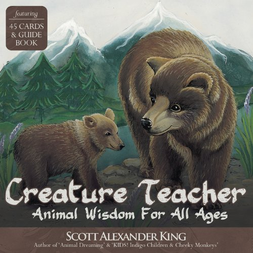 9780738742502: Creature Teacher Cards: Animal Wisdom for All Ages