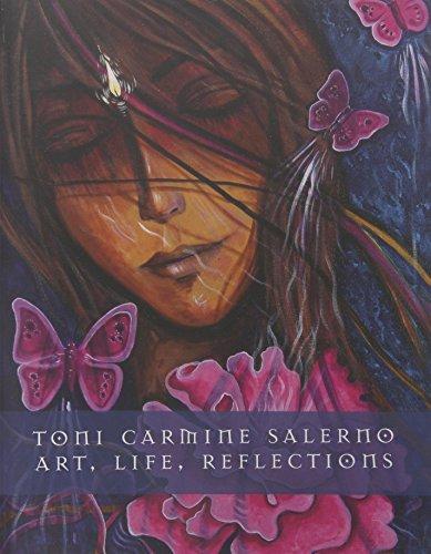 9780738742793: Toni Carmine Salerno Art, Life, Reflections