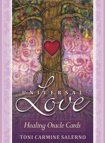 9780738742816: Universal Love Healing Oracle: 12th Anniversary Edition