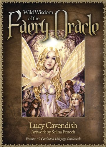 9780738742847: Wild Wisdom of Faery Oracle