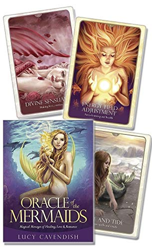 9780738742878: Oracle of the Mermaids: Magical Messages of Healing, Love & Romance