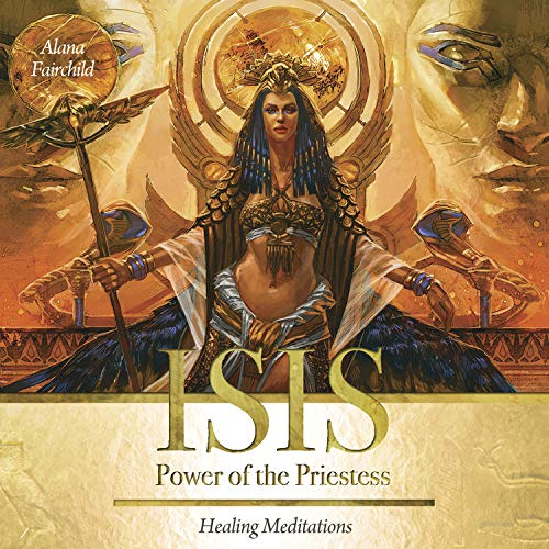 9780738742953: Isis: Power of the Priestess: Healing Meditations