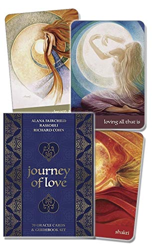 9780738743233: Journey of Love Oracle Cards