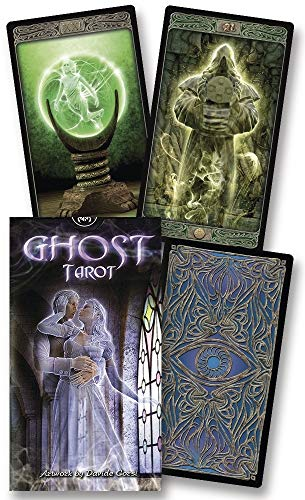 9780738743530: The Ghost Tarot