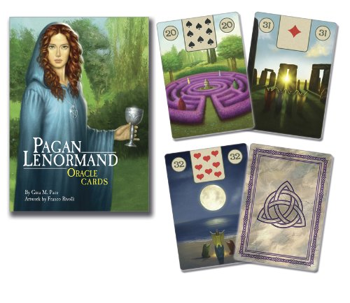 9780738743547: The Pagan Lenormand Oracle