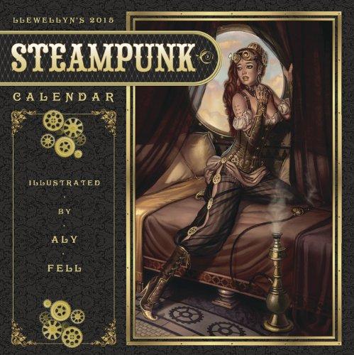 9780738743608: Llewellyn's 2015 Steampunk Calendar