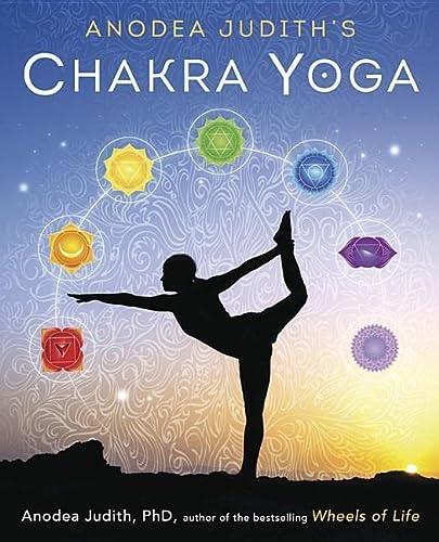 9780738744445: Anodea Judith's Chakra Yoga
