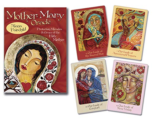 9780738744599: Mother Mary Oracle: Protection Miracles & Grace of the Holy Mother