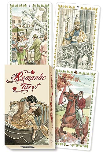 9780738745107: The Romantic Tarot