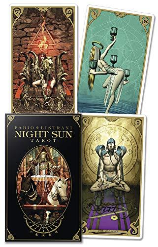 9780738745329: The Night Sun Tarot