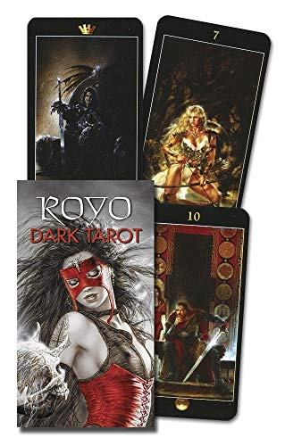 9780738745336: Royo Dark Mini Tarot