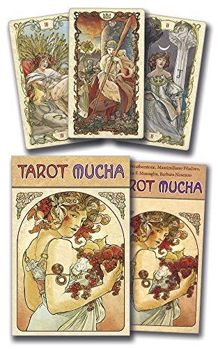 9780738745589: Mucha Tarot