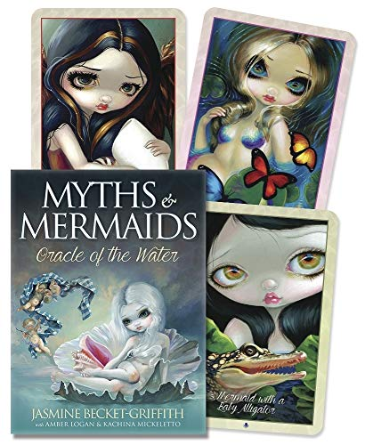 9780738745794: Myths & Mermaids: Oracle of the Water