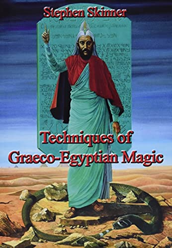 9780738746326: Techniques of Graeco-Egyptian Magic