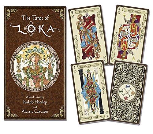 9780738746753: Tarot Loka