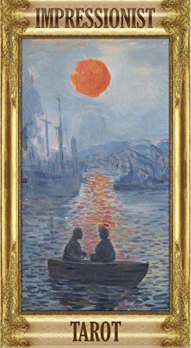 9780738746944: Impressionists Tarot Deck