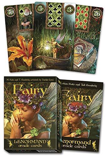 9780738746951: Fairy Lenormand Oracle
