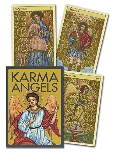 9780738746968: Karma Angels Oracle