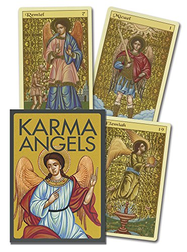 9780738746968: Karma Angels Oracle