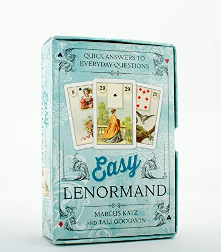 9780738747125: Easy Lenormand: Quick Answers to Everyday Questions