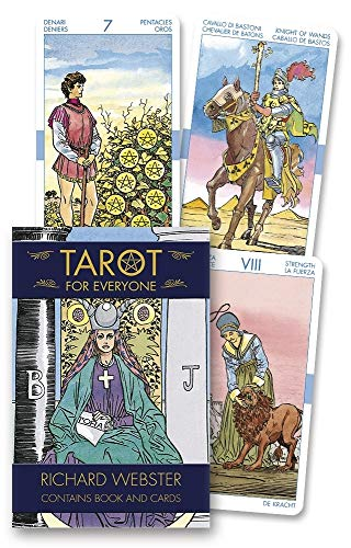 9780738747262: Tarot for Everyone Kit