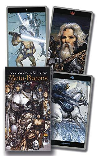 9780738747279: Meta-Barons Tarot