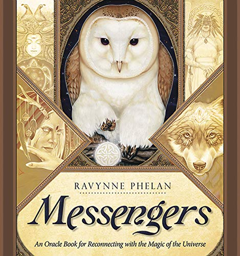 9780738747378: Messengers: An Oracle Book for Reconnecting With the Magic of the Universe