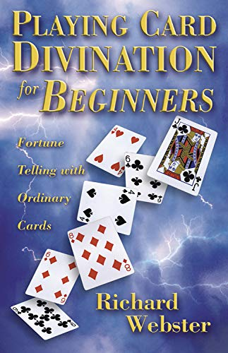 9780738747392: Playing Card Divination for Beginners: Fortune Telling with Ordinary Cards