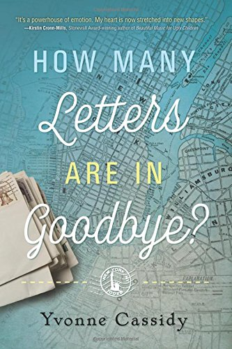 How Many Letters Are In Goodbye?: Cassidy, Yvonne