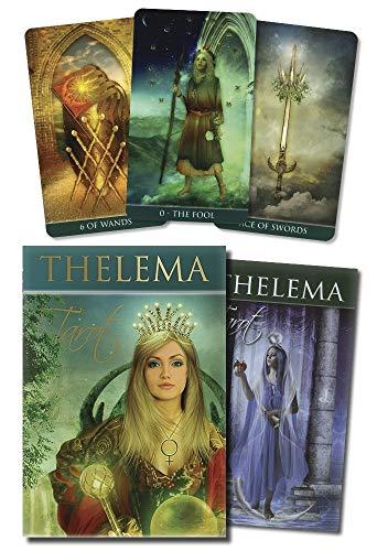 9780738747538: Thelema Tarot