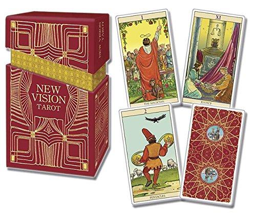 9780738747569: New Vision Premium Tarot