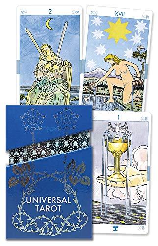 9780738747576: Universal Premium Tarot