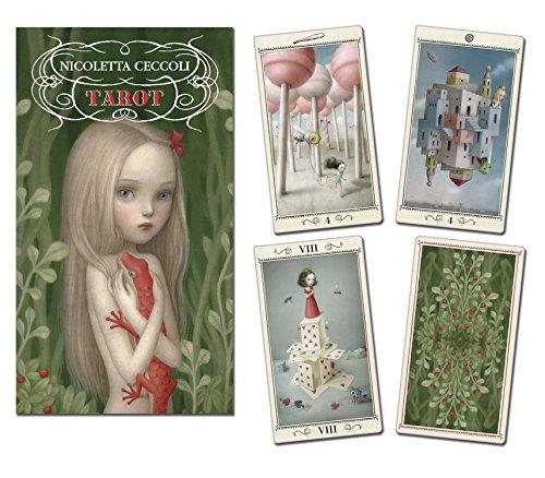 9780738747583: Ceccoli Tarot Mini